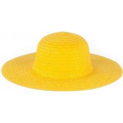 Art of Polo Dámská plážový klobouk žlutý od 199 Kč - Heureka.cz ed0d384345