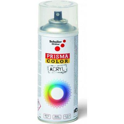 Schuller Eh'klar Prisma Color 91055 Krycí lak ve spreji bezbarvý lesklý 400 ml