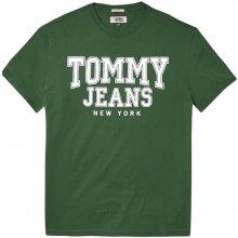 34e82e61036 Tommy Hilfiger tričko Tommy Jeans New York zelené