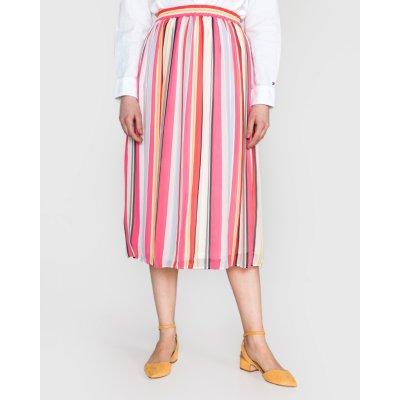 Tom Tailor sukně mix barev