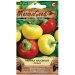 Paprika zeleninová raná ONTARA, rajčinová 64452 MORAVOSEED