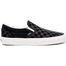 1b050a52521 Vans Classic Slip-on Checker Emb