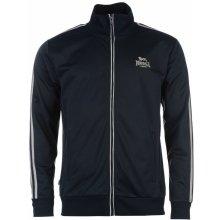Lonsdale Track Jacket Mens Navy/Grey