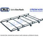 Střešní koš CRUZ EVO Nissan Primastar / Opel Vivaro / Renault Trafic (01-14) L2H1