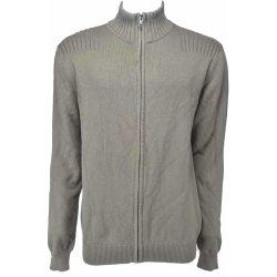 WORLD REPUBLIC pánský svetr na zip béžový alternativy - Heureka.cz 5d9a42030e
