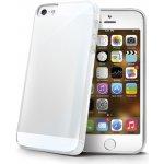 Pouzdro Celly Gelskin Apple iPhone 5 čiré