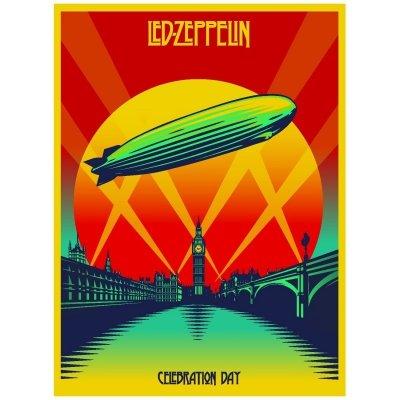 Led Zeppelin: Celebration Day DVD DVD+2CD