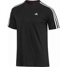 Adidas ESS 3S CREW T Black