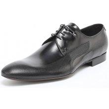 Společenská obuv CONHPOL 4192-0017-M5S01 Černá