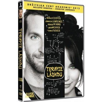 Terapie láskou - DVD plast