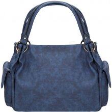 Betty Barclay zipová kabelka Hannah E-094 modrá