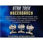 Gale Force Nine Star Trek: Ascendancy Ferengi starbases pack