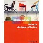 Geneze designu nábytku - Daniela Karasová