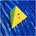 Pyraminx Cyclone Boys Stickerless