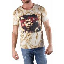 ! Absolut Joy Men T Shirt Béžová