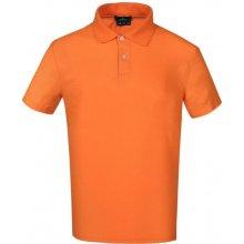 Donnay Cotton Polo Mens Orange