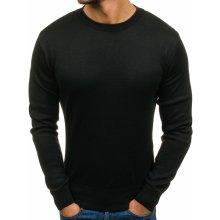 Černý pánský svetr Bolf BM6041