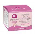 Dermacol Princess Cream Výživný krém proti vysušování pleti s výtažky z mořských řas 50 ml