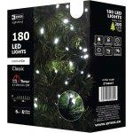 EMOS 180 LED dekor. osvětlení 18M studená bílá, časovač *ZY0804T, 1534080045