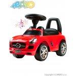 Bayo Jezdítko Mercedes-Benz červené