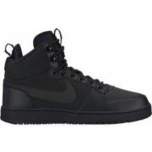Nike Court Borough Mid Winter černá