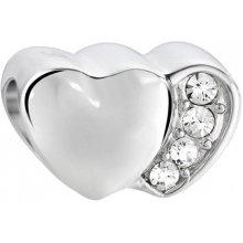 Morellato Přívěsek Drops Heart CZ660