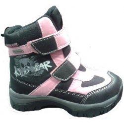82e209e22a8 Dětská bota Alpine pro Penguins KIDS PTX 5774803 růžová