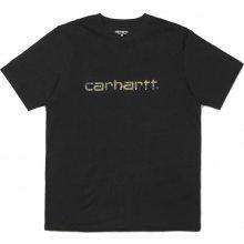 Carhartt Script S/S černá