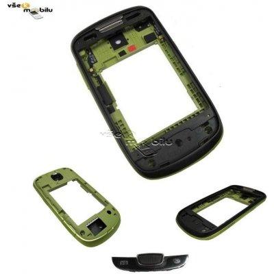 Kryt Samsung S5570 Galaxy Mini Střední zelený