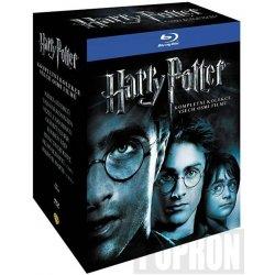 Harry potter - kolekce 1-7 BD