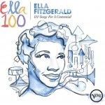 Ella Fitzgerald : 100 Songs For A Centennial CD