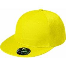 Rap 6P čepice unisex ADLER citronová nastavitelná e369ef0bbc