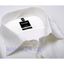 Pánská Košile Olymp Luxor Modern Fit košile champagne krátkýrukáv 5ae3032ff6
