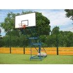 Basketbalová deska 105(120) x180 cm, překližka, exteriér