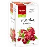 Apotheke Green Brusinka a malina 20 x 2 g