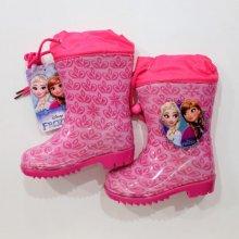 Setino dívčí gumáky/holínky Frozen růžové