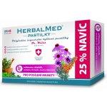 HerbalMed Dr.Weiss Echinacea + rakytník + vitamin C pastilek 30