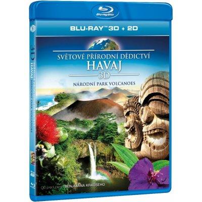 Světové přírodní dědictví: Havaj - Národní park Volcanoes 3D Blu-ray