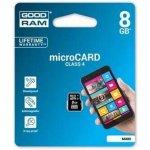 Goodram microSDHC 8GB Class 4 M400-0080R11
