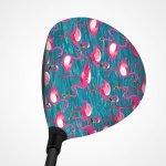 ClubCrown - Flamingos on Water