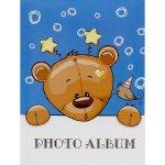 Dětské fotoalbum, 10x15, zasunovací, MM-46100B Wonder 1 modré