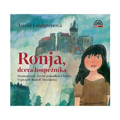 Ronja, dcera loupežníka Astrid Lindgrenová