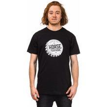Horsefeathers HELMET T Shirt black