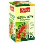 Apotheke Bio Brusinkový ovocný čaj 20 x 1,8 g