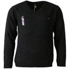 COMEOR svetr pánský 7740 tenký pullover výstřih V