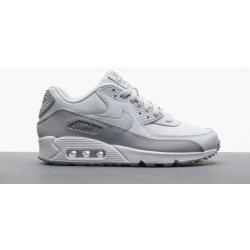newest d40a4 eb8ec Nike Air Max 90 Essential wolf grey pure platinum white