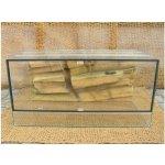 Terárium agama velké Robimaus 100x50x50cm s pozadím