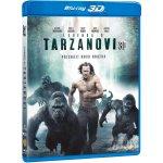Legenda o Tarzanovi 2D+3D BD