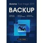 Acronis True Image 2019 ESD CZ pro 1 PC TIH2L1LOS