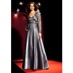 5d801460689 Laura Scott Evening plesové saténové dlouhé dámské šaty alternativy ...